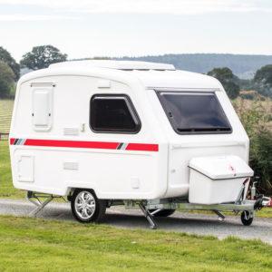 Caravane compacte