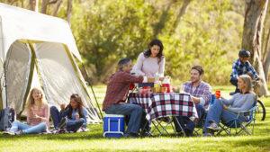 Vacances memorables en camping