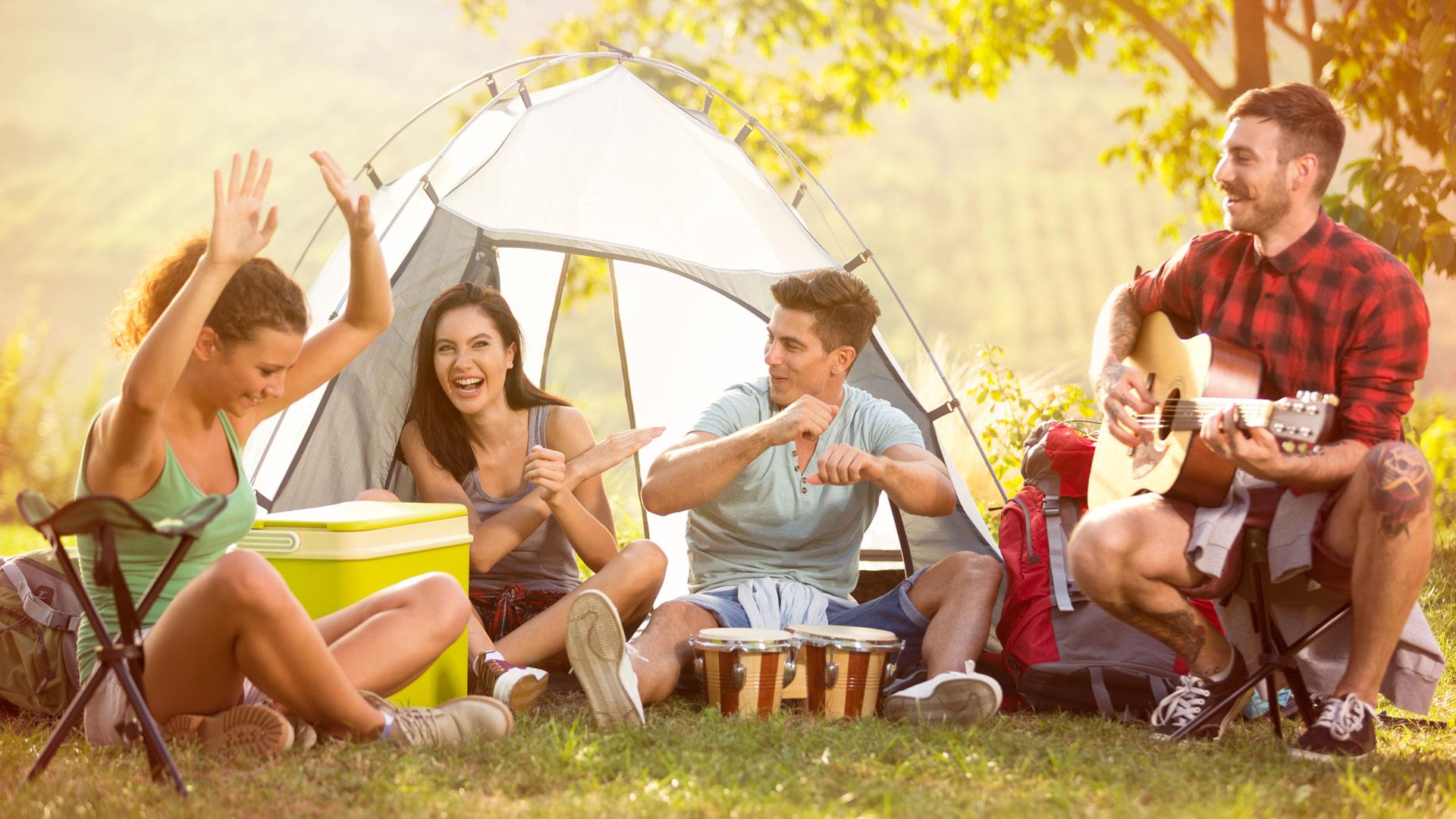 Vacances memorables en camping 4